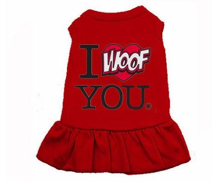 I_woof_you_dress_red