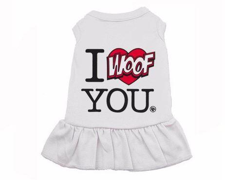 I_woof_you_dress_white