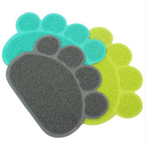 Paw Shape Dog Placemat