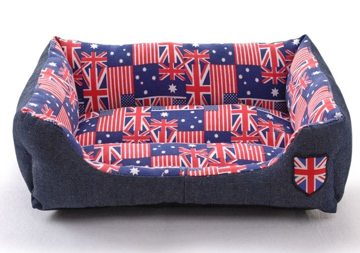 British Style Dog Bed