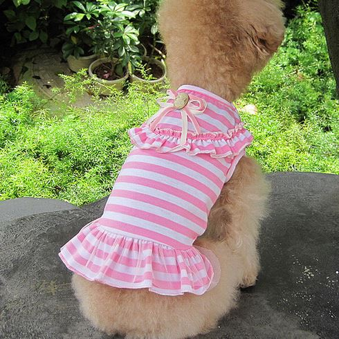 charming_striped_dog_dress_pink