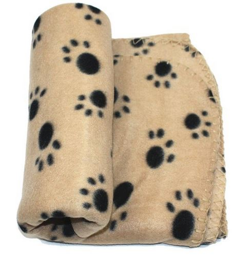 colorful_paw_printed_dog_blanket_beige325