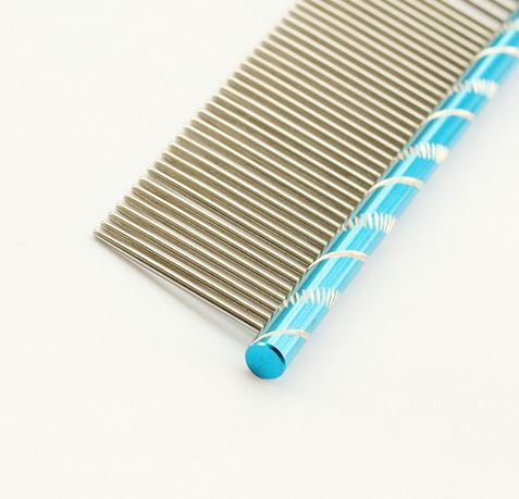 colorful_stainless_steel_dog_comb2