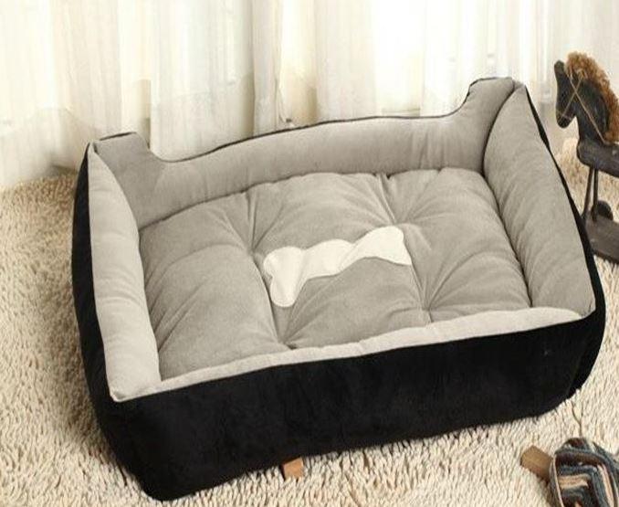 cozy_dog_bed_black