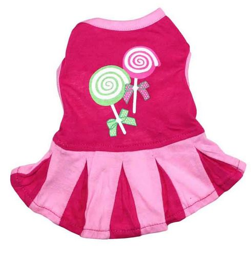 Lollipop Dog Dress