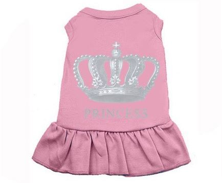 Dog Princess Dress