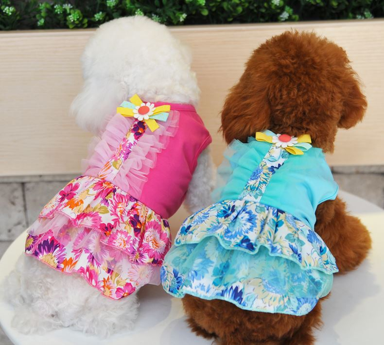 floral_printed_dog_dress
