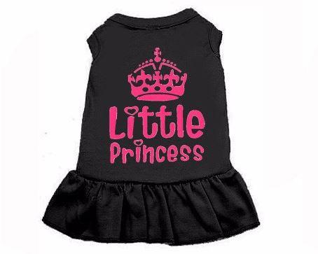 little_princess_dog_dress_black