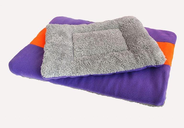 orange-purple dog mat4