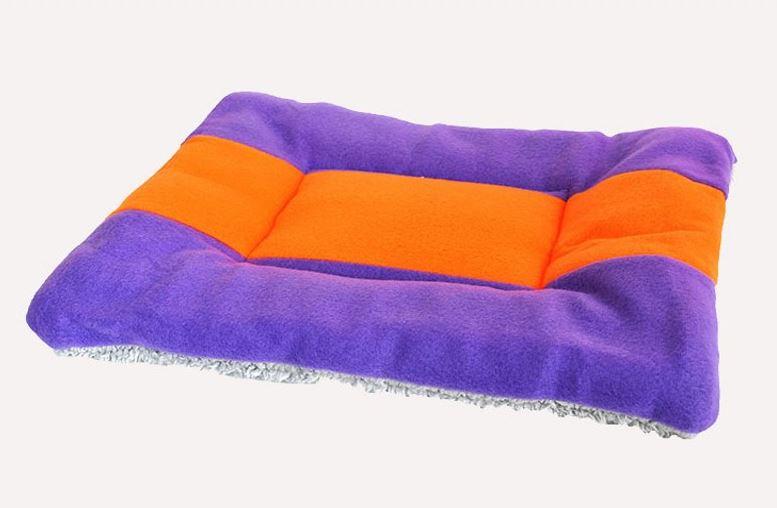 orange-purple dog mat5