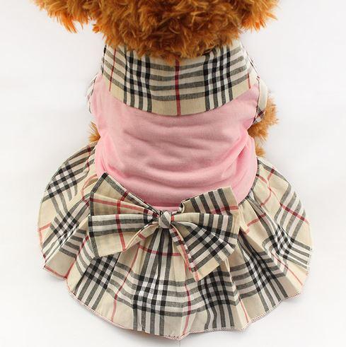 pretty_dog_dress_with_bow