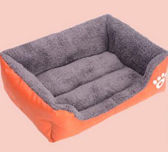 warm_and_soft_dog_bed_orange
