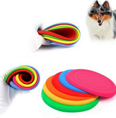 Colorful Frisbee