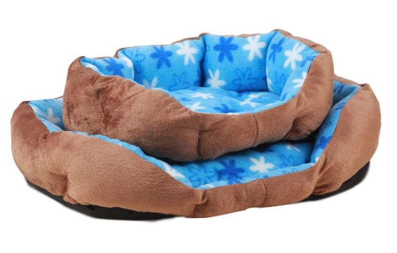 Pink_brown_or_blue_brown_dog_bed