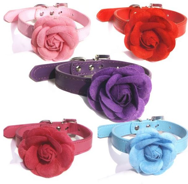 Collar With Rose