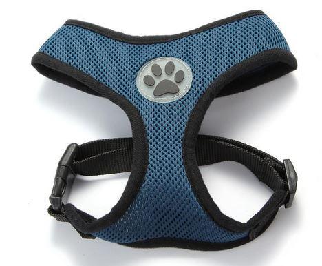 comfortable_dog_harness_dark_blue