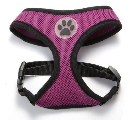 comfortable_dog_harness_purple