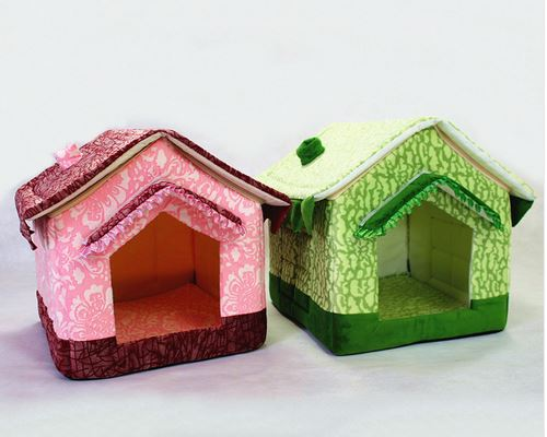 Cute Inside Dog House