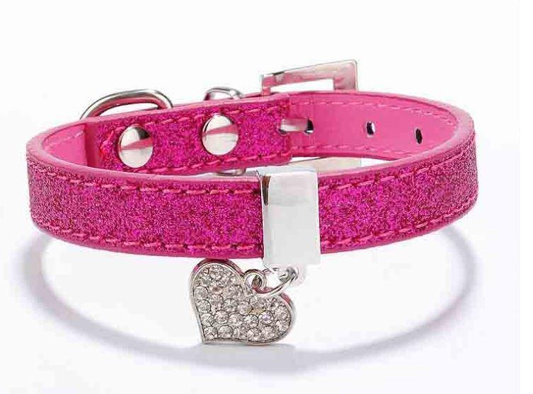 glitter_dog_collar_pink