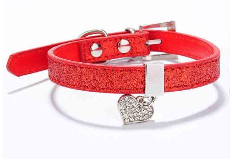 glitter_dog_collar_red
