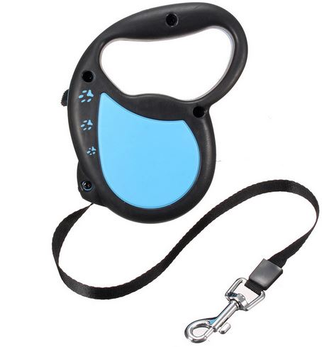 paw_printed_retractable_dog_leash_blue