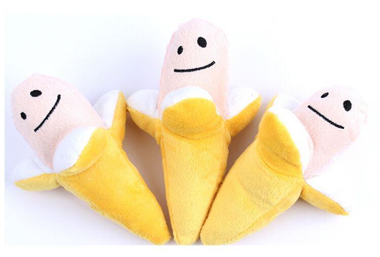 Plush Banana