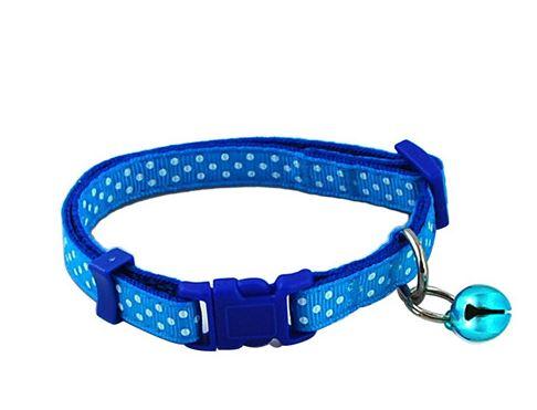 polka_dot_dog_collar_blue