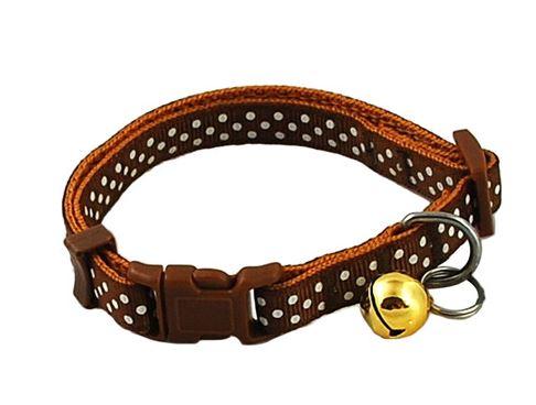 polka_dot_dog_collar_brown