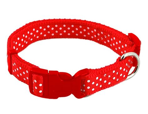 polka_dot_dog_collar_red