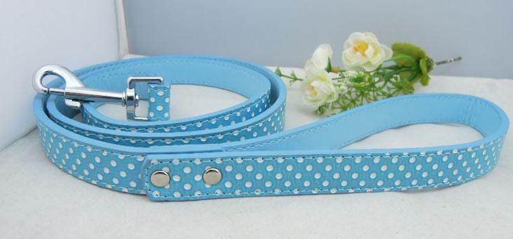 polka_dot_dog_leash_blue